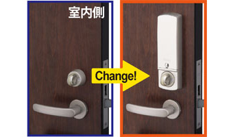 Fe-Lock SE交換2
