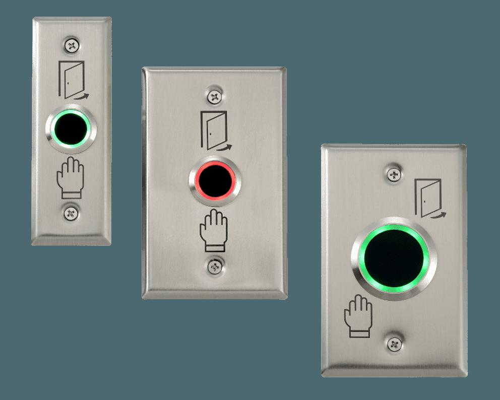 非接触式解錠スイッチ