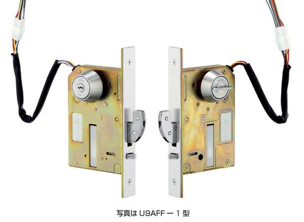 美和 電気錠 U9AFF-1