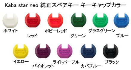 key-cap-color