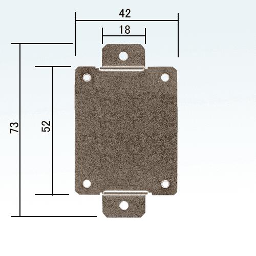 T-3830SI/Funit_metal 0502029