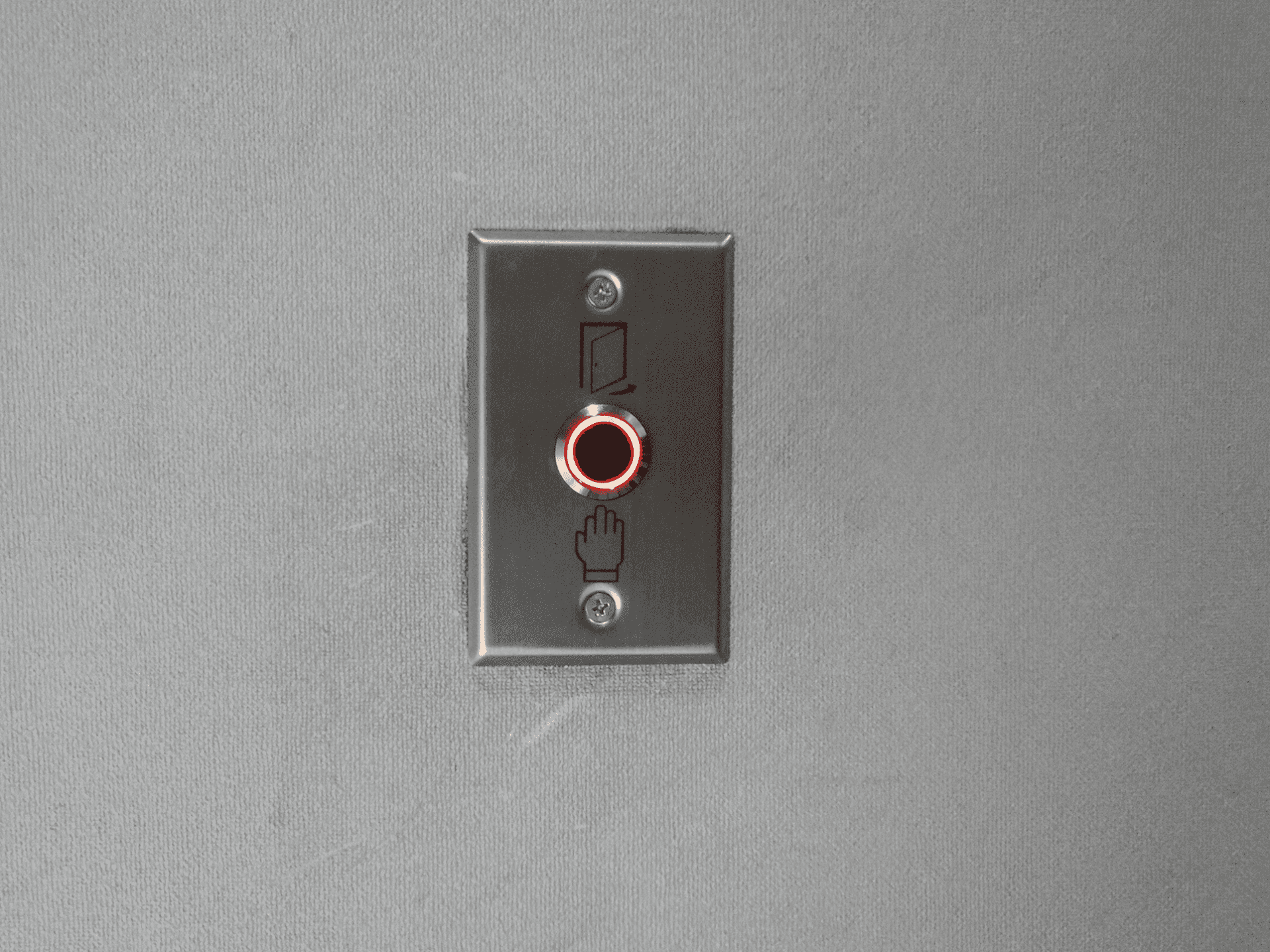 非接触解錠スイッチに変更